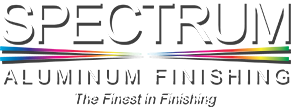 Spectrum Aluminum Finishing
